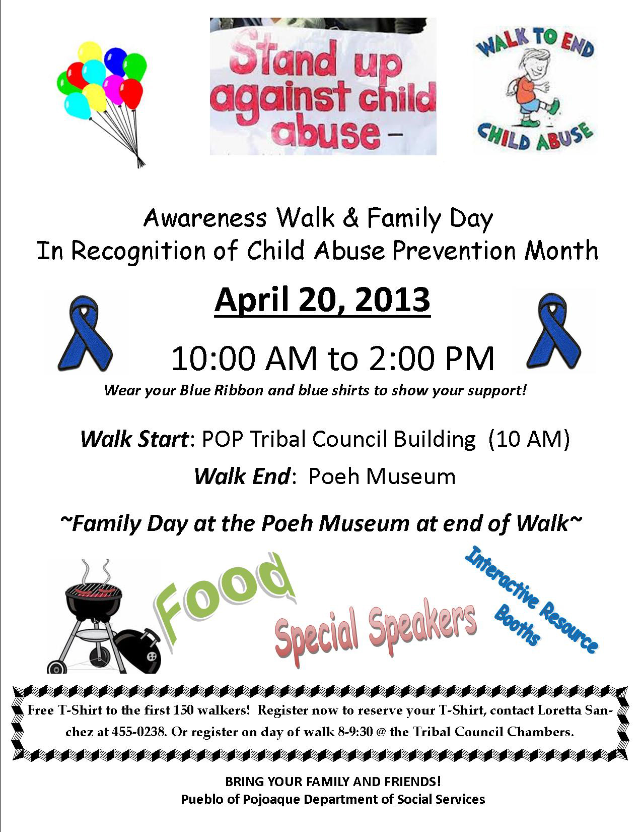 Awareness Walk Family Day 04 02 13-1