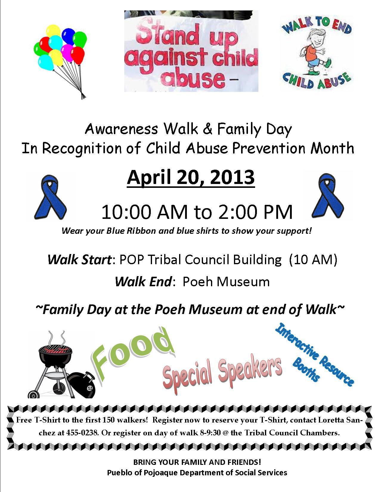 Awareness Walk Family Day 04 02 13-1